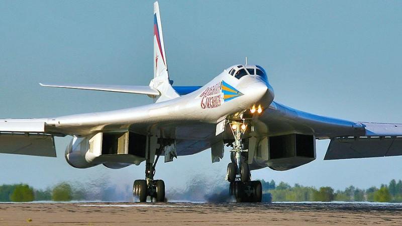Ту-160 защитят интересы России в Арктике