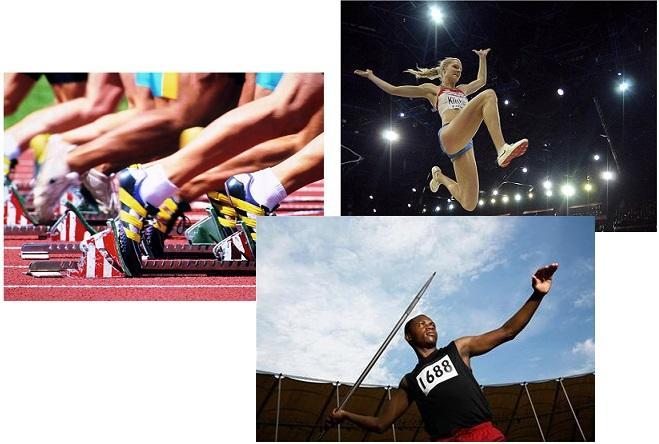 Интересные факты о спорте. Легкая атлетика. История развития, виды