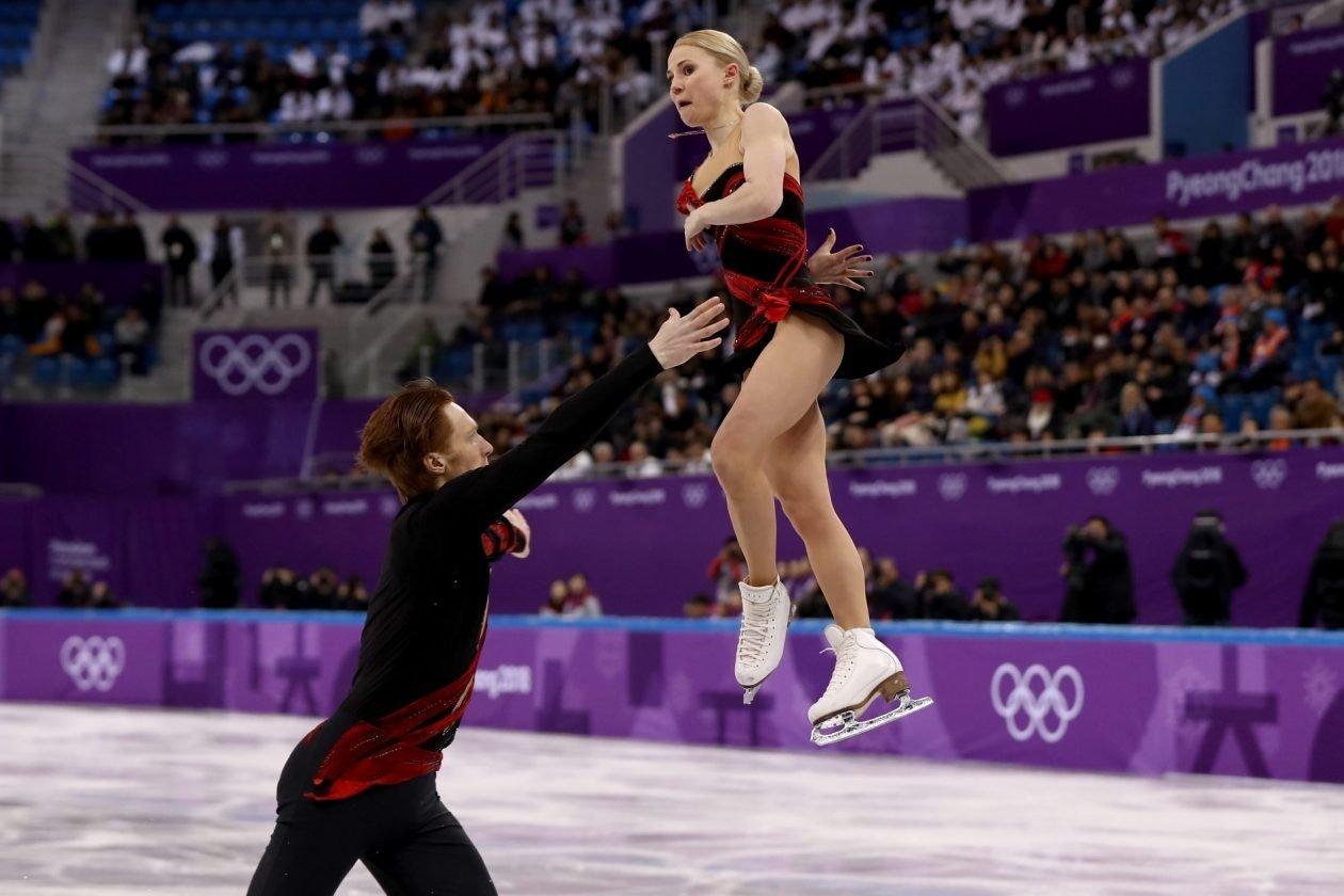 Тарасова и Морозов выиграли короткую программу с мировым рекордом на ЧМ в Японии