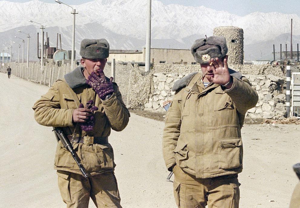 Советская война в Афганистане