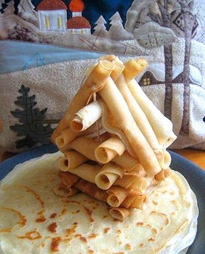 Лучшие идеи  оформления новогодних  блюд