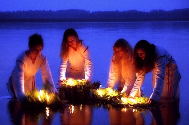 гадания в купальскую ночь на имя человека термобелья Craft