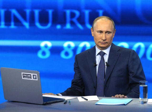 Путин - титан Русского мира