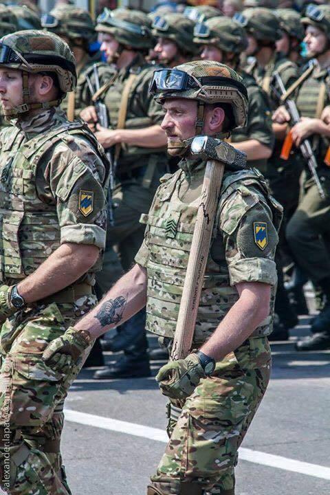Балда «главного сержанта».  В Украине началась мобилизация офицеров запаса