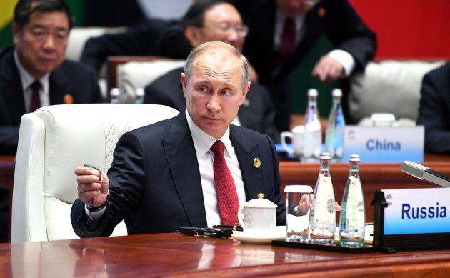 Путин о США: не любят, когда вмешиваются в их дела, но лезут в чужие