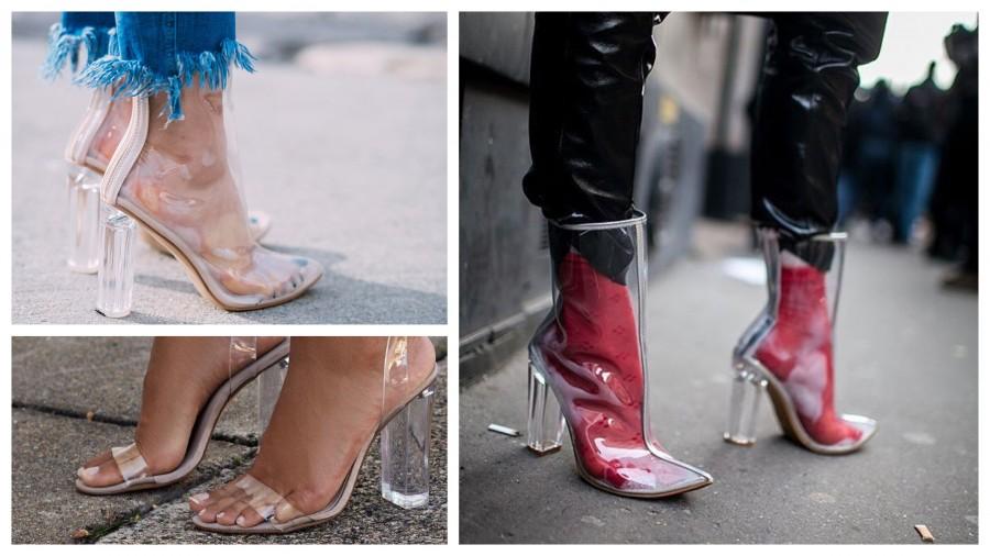 Ну не смогла! Очень модная обувь, которую я в упор не понимаю