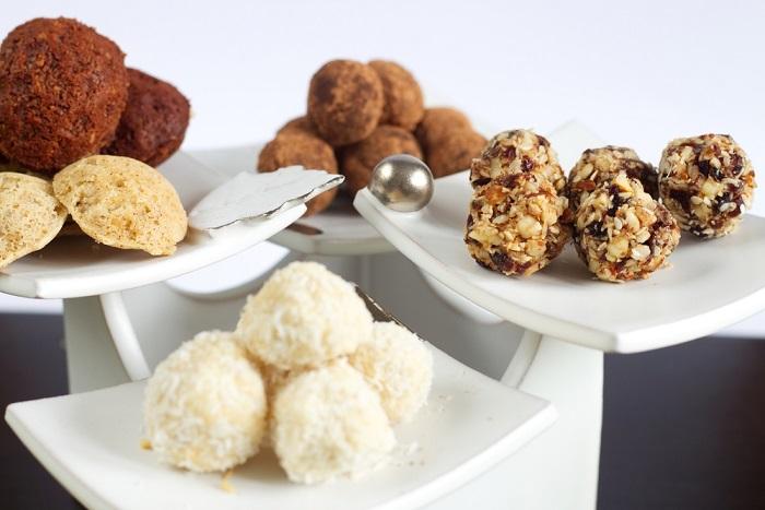 десерт из кокосового молока без сахара