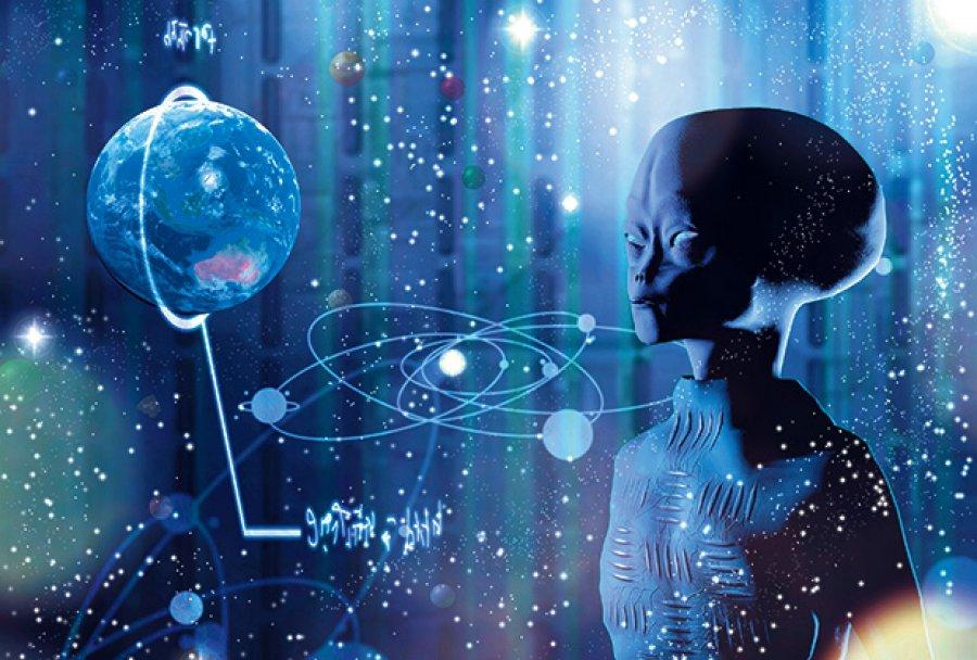 Ученые ошеломлены! Житель России установил контакт с пришельцами