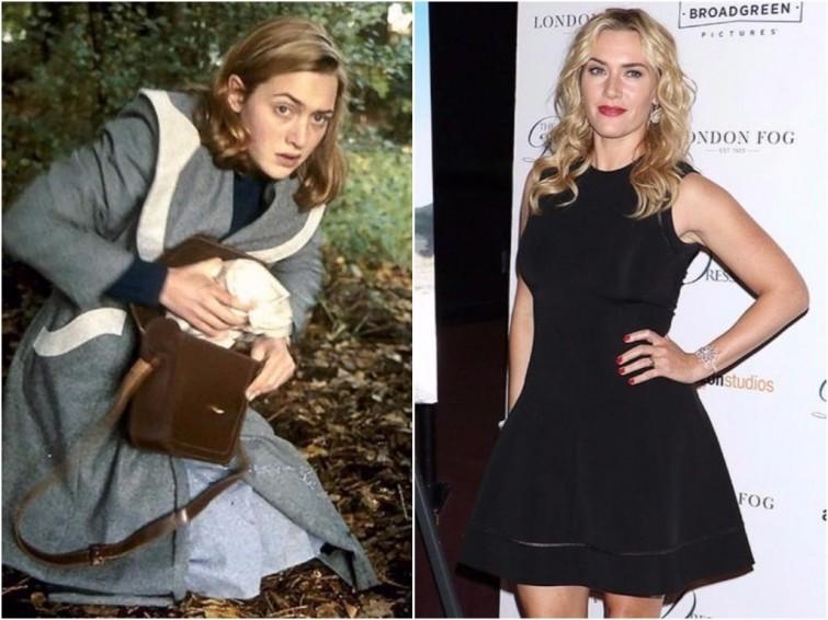 Кейт Уинслет «Небесные создания», 1994 голливуд, девушки, знаменитости, кинематограф, кино, тогда и сейчас, фильм
