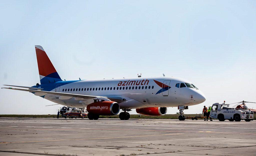 На рынок авиаперевозок вышел новый лоукостер «Азимут»