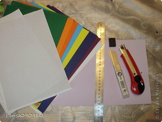 Как самому нарезать полоски для квиллинга