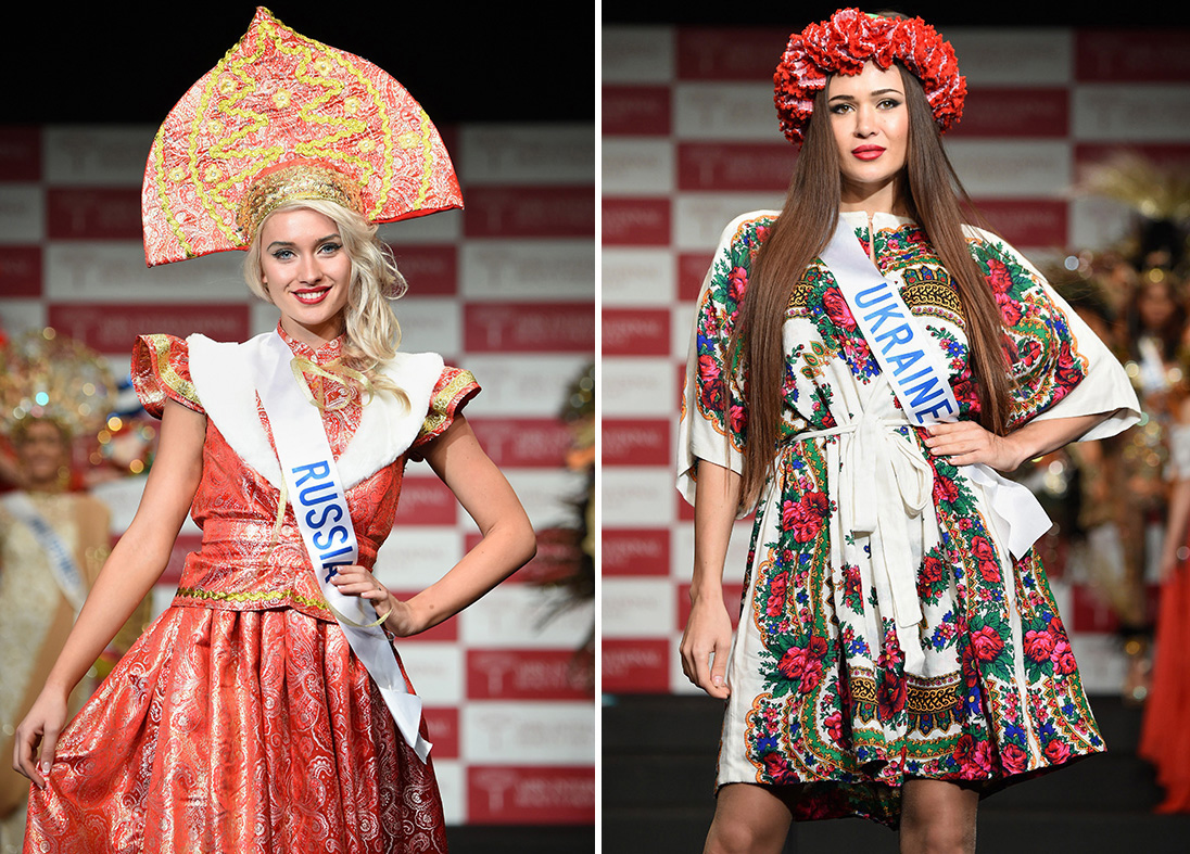 Конкурс красоты Miss International 2014 в Токио