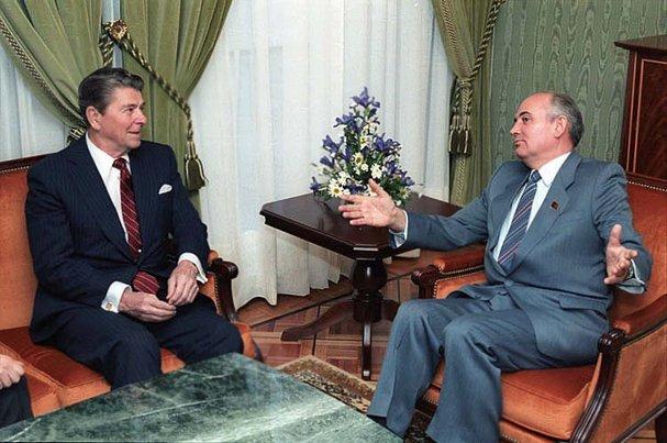 Момент истины для предателя Горбачёва