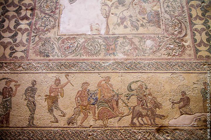 cyprus 26 Мозаики Пафоса   Пафос, Кипр