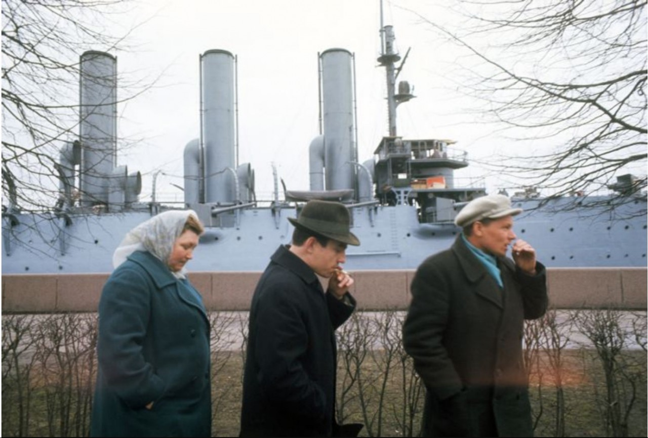 Георг Одднер в Советском Союзе - 7
