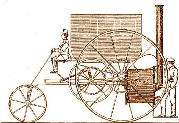 Кто изобрел первый автомобиль и в чем его особенности