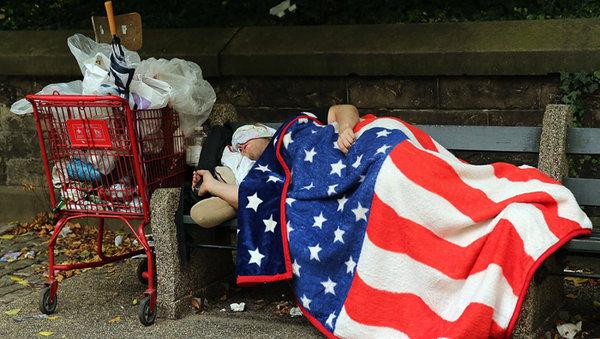 «Страна бездомных»: первое впечатление русского от поездки в США