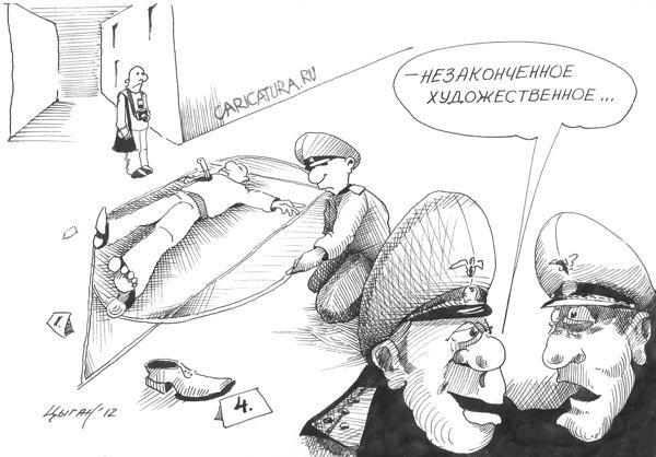Карикатуры озорной подборочкой