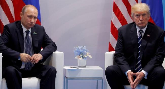Путин призвал Трампа надавит…