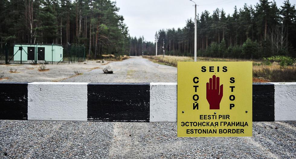 """Защита от """"российской агрессии""""? - Эстония закупает дроны и строит 90 км забора на границе с Россией"""