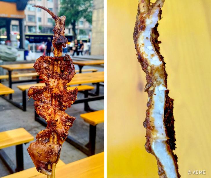 Впечатления от безумных блюд китайской национальной кухни