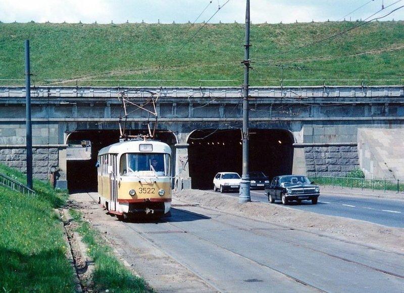 5. Тушинский тоннель до и после, дороги, интересно, история, столица, тогда и сейчас, фото москвы