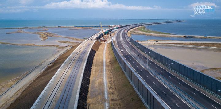 «План Б»: На Украине хотят создать конкурента Крымскому мосту