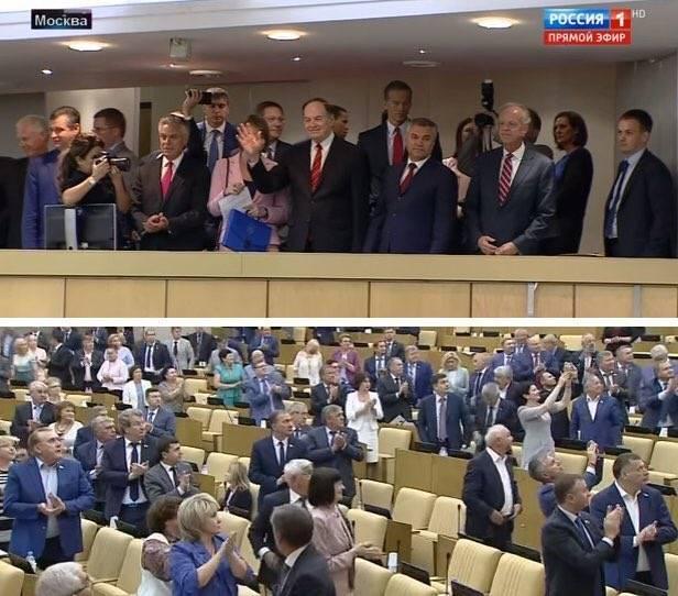 Америка требует от России публичного самоунижения и покорности