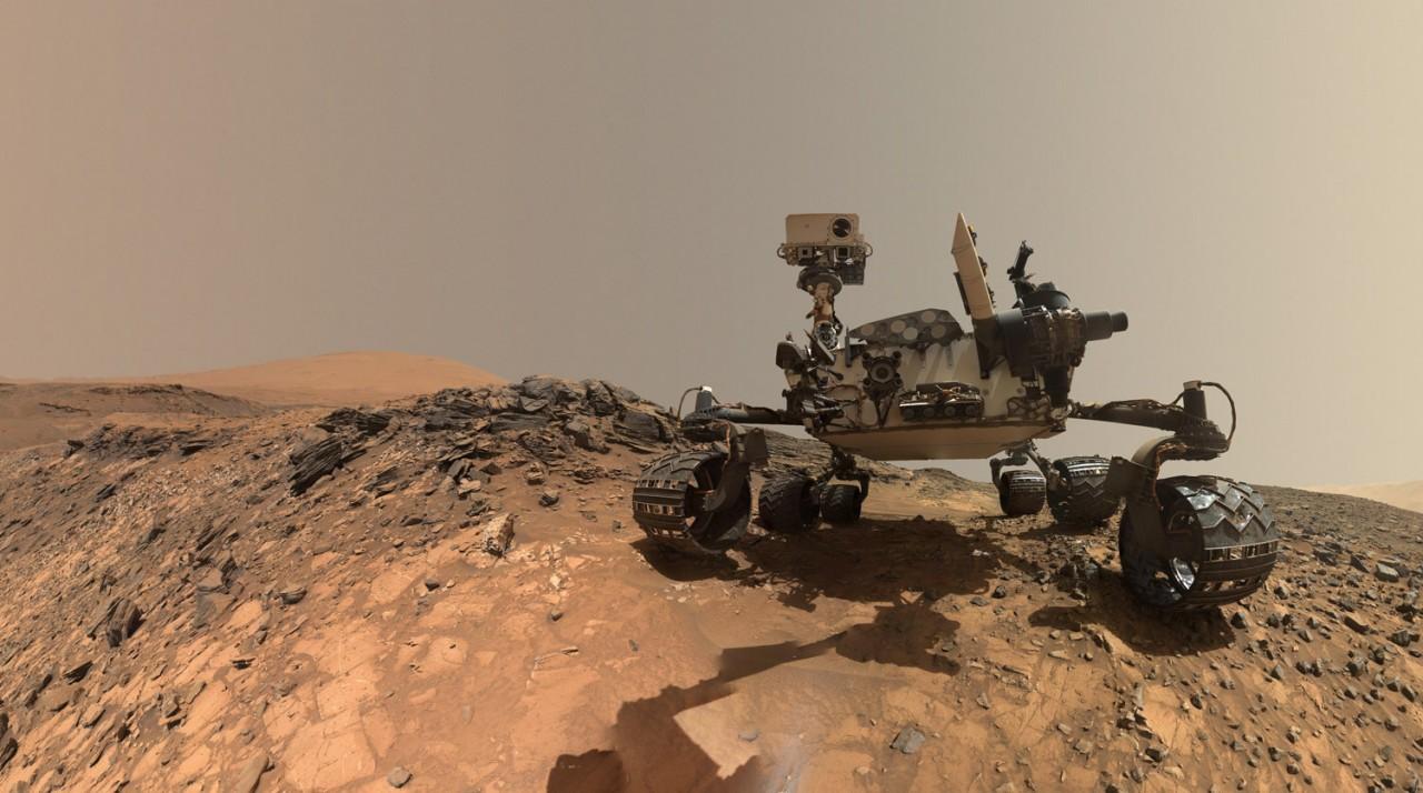 5 лет на Марсе