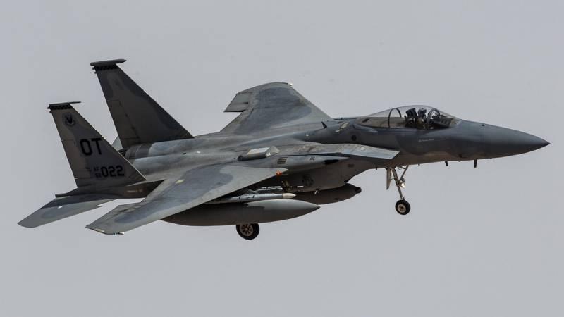 Cетецентрическое «звено» «F-22A — F-15C/E» достигло оперативной боевой готовности. Новые угрозы от «Talon HATE»