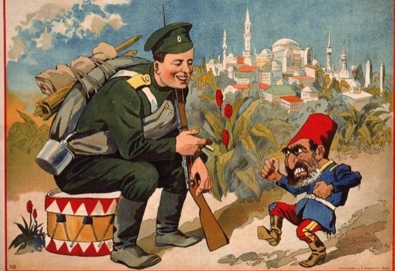 """""""Удар в спину"""" это уже постоянная политика Турции в отношении России"""