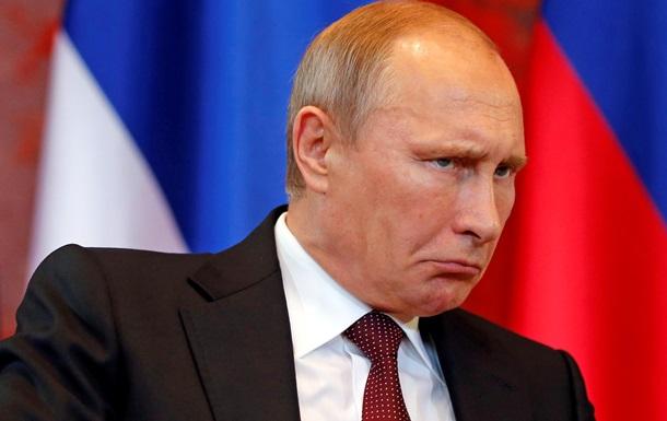 «Крысиный яд» от Путина