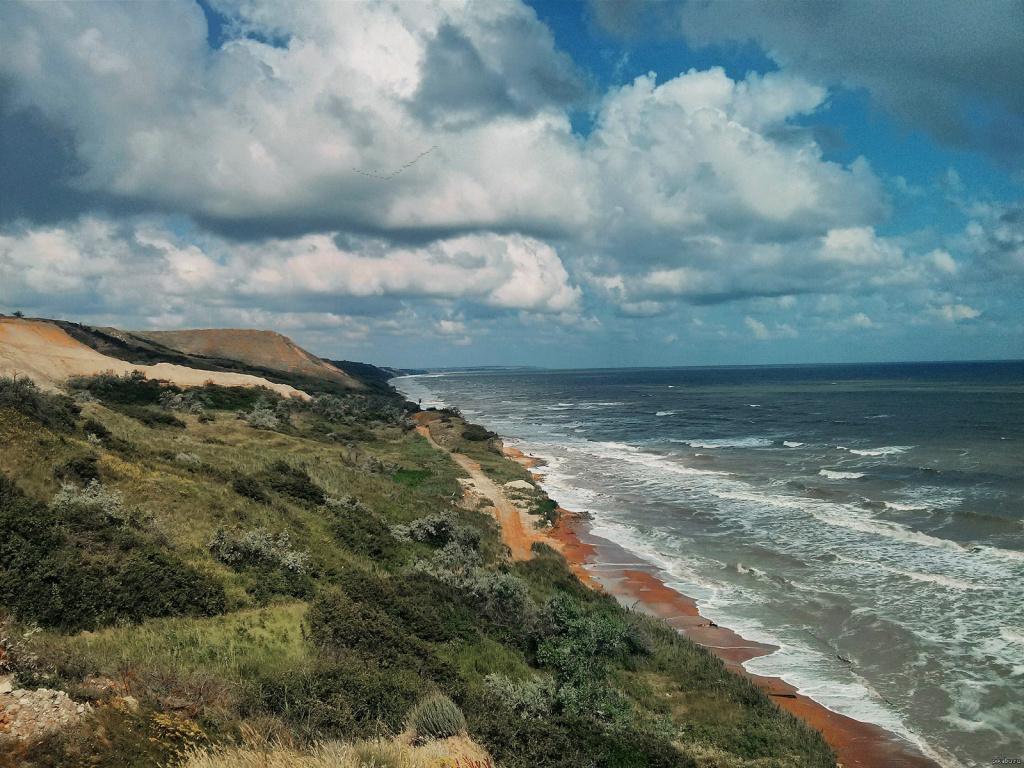 Недра Азовского моря дороги