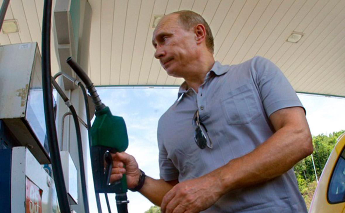 По теме топливного кризиса в Росиии
