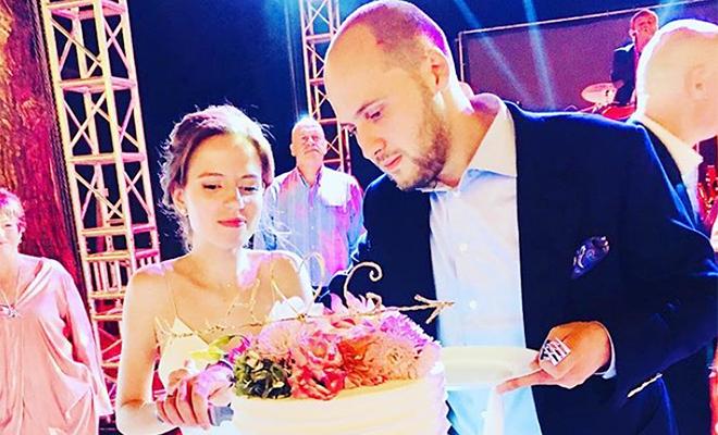 Сын Ларисы Гузеевой сыграл свадьбу в Грузии