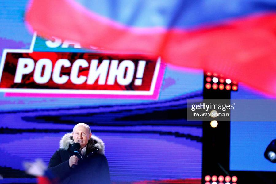 О трёх страшных победах Владимира Путина