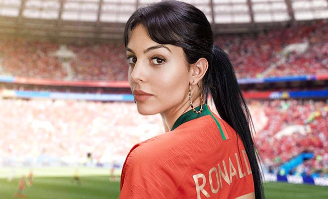 Джорджина Родригес: подруга Криштиану Роналду о том, как идут дела в их семье после чемпионата мира в России