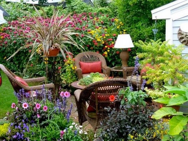 Правила и рекомендации по зонированию загородного участка, дачи или сада