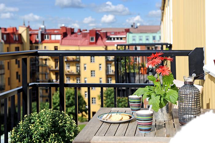 Комфортный и уютный балкон: минимум усилий - максимум результата