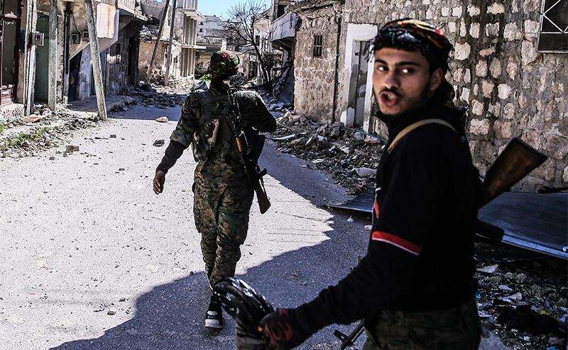 Курды приглашают Россию в Ракку без оглядки на Америку