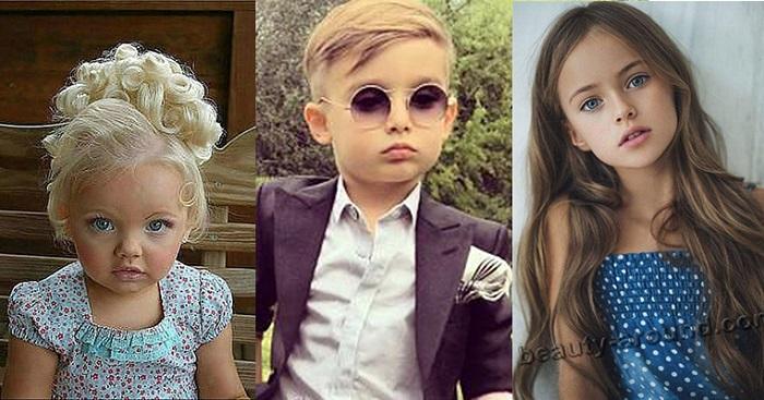 Юные и успешные дети-модели