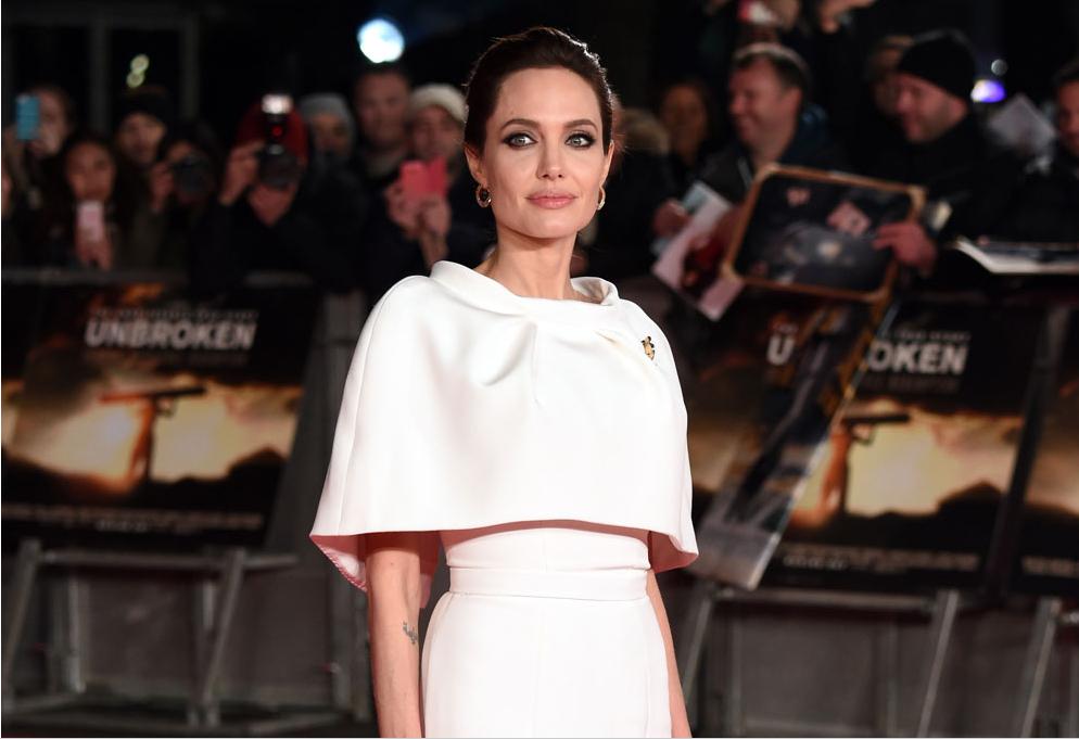 9 лучших образов Анджелины Джоли