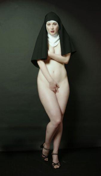 фото обнаженных монашек