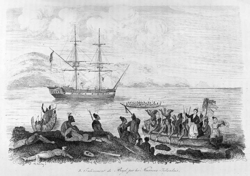 Уту – кровавая месть маори