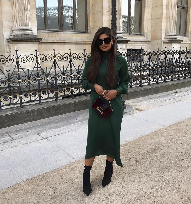 Модные платья свободного кроя: 16 стильных вариантов