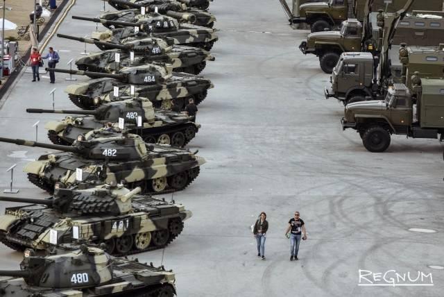Форум «Армия-2017»: путь к деградации или прогрессу?