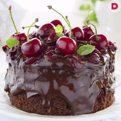 Шоколадный торт от Джейми Оливера