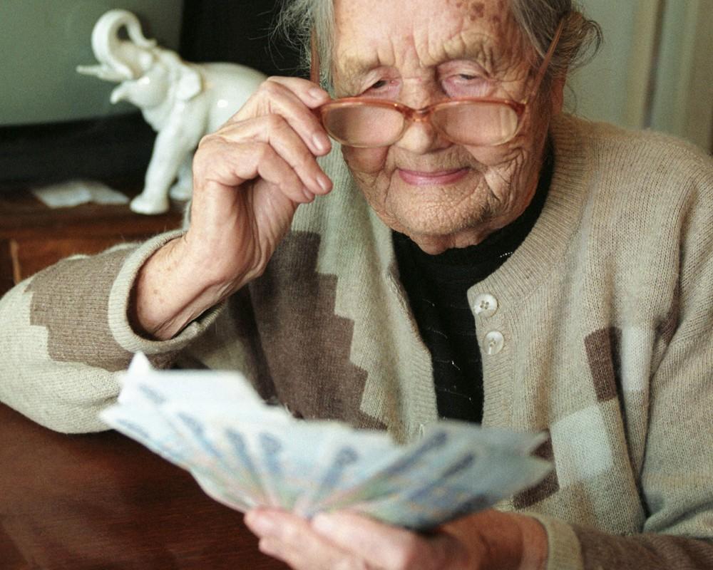 В Москве у пенсионерки украли 50 миллиардов долларов