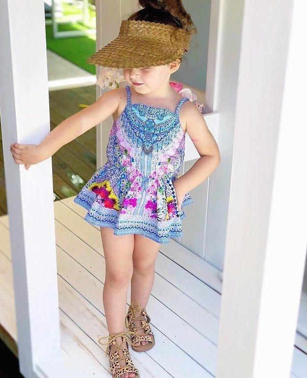 Мама зарегистрировала Милли-Белль в Instagram, когда малышке было всего 2 месяца Instagram, Квинсленд, Милли-Белль Даймонд, австралия, домик, роскошь, фото