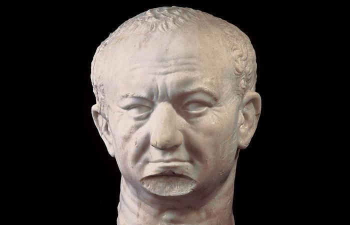 Император Веспасиан.